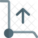 Trolley Up Package Trolley Trolley Icon