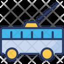 Trolleybus Public Transport Icon