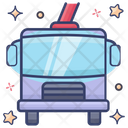 Trolleybus Gripcar Street Car Icon