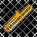 Trombone Jazz Brass Icon