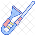 Trombone Brass Instrument Icon