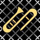 Trombone Tuba Instrument Icon