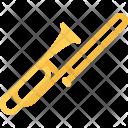 Trombone Music Equipment Icon