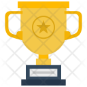 Cup Champion Star Icon