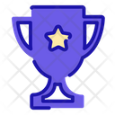 Trophy Prize Winner Icon