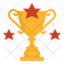 Trophy Reward Winner Icon