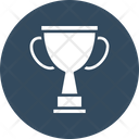 Achievement Award Cup Icon