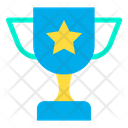 Prize Trophy Win Icon