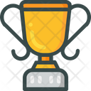 Cup Winner Trophy Icon