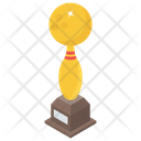 Trophy Award World Cup Icon