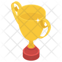 Trophy Team Award World Cup Icon