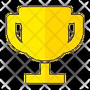 Trophy Champion Sport Icon