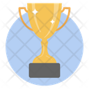 Trophy Winning Cup Winner Cup Icon