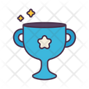 Trophy Award Goblet Icon