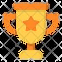 Trophy Cup Achievement Icon