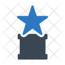 Trophy Medal Award Icon