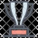 Sports Trophy Award Reward Icon