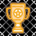 Sport Football Trophy Icon