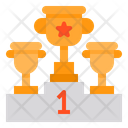 Ranking Trophy Icon