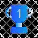 Award Champion Trophy Icon