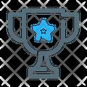 Trophy Rewards Prizes Icon