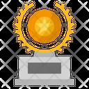 Trophy Award Winner Icon