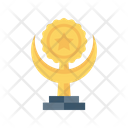 Trophy Success Goal Icon