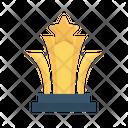 Trophy Reward Cup Icon
