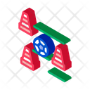 Soccer Ball Drawing Icon