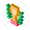 Trophy Cup Champion Icon