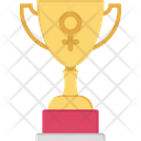 Achievement Award Champion Icon