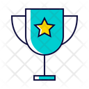 Reward Award Trophy Icon