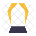 Trophy Award Medal Icon