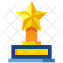 Trophy Prize Achievement Icon