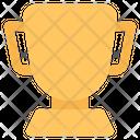 Trophy Award Success Icon