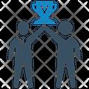 Achievement Success Team Icon