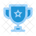 Trophy Game Play Icon