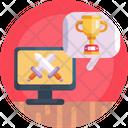 Trophy Cup Desktop Gaming Computer Icon