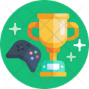 Trophy Game Pad Gamepad Icon