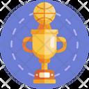 Basketball Trophy Basketball Championship Icon