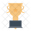 Trophy Winner Game Icon