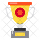 Trophy School Study Icon