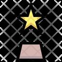 Trophy Award Reward Icon