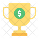 Trophy Reward Coin Icon