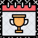Trophy Winner Award Icon