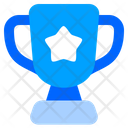 Trophy Winner Champion Icon
