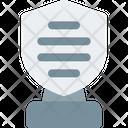 Trophy Badge Achievement Icon