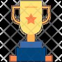 Trophy Achievment Champion Icon