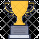 Trophy Success Winner Icon