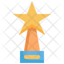 Trophy Achievement Prize Icon